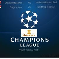 Champions League Season 1