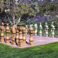 Largest Chess Set Available