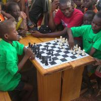 Chess NYC teams with Kaya's Kids Burkina Faso