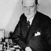 C15 Alekhine annihilates Nimzovitch!