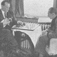 C90 Alekhine 1 Eliskases 0