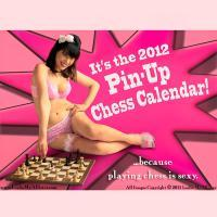 The Pin-Up Chess Calendar!