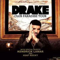 Drake on Club Paradise Tour