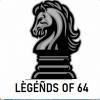 LÈGÉÑDS OF 64