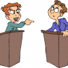 Debate+
