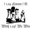 ! 1.e4 Lovers ! ®