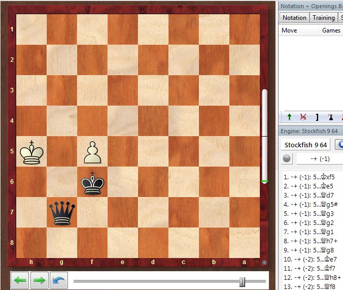 Syzygy tablebase returning incorrect results? - Chess Forums