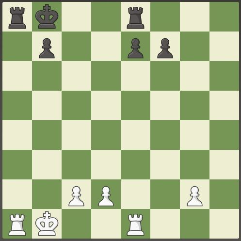 castling in chess960