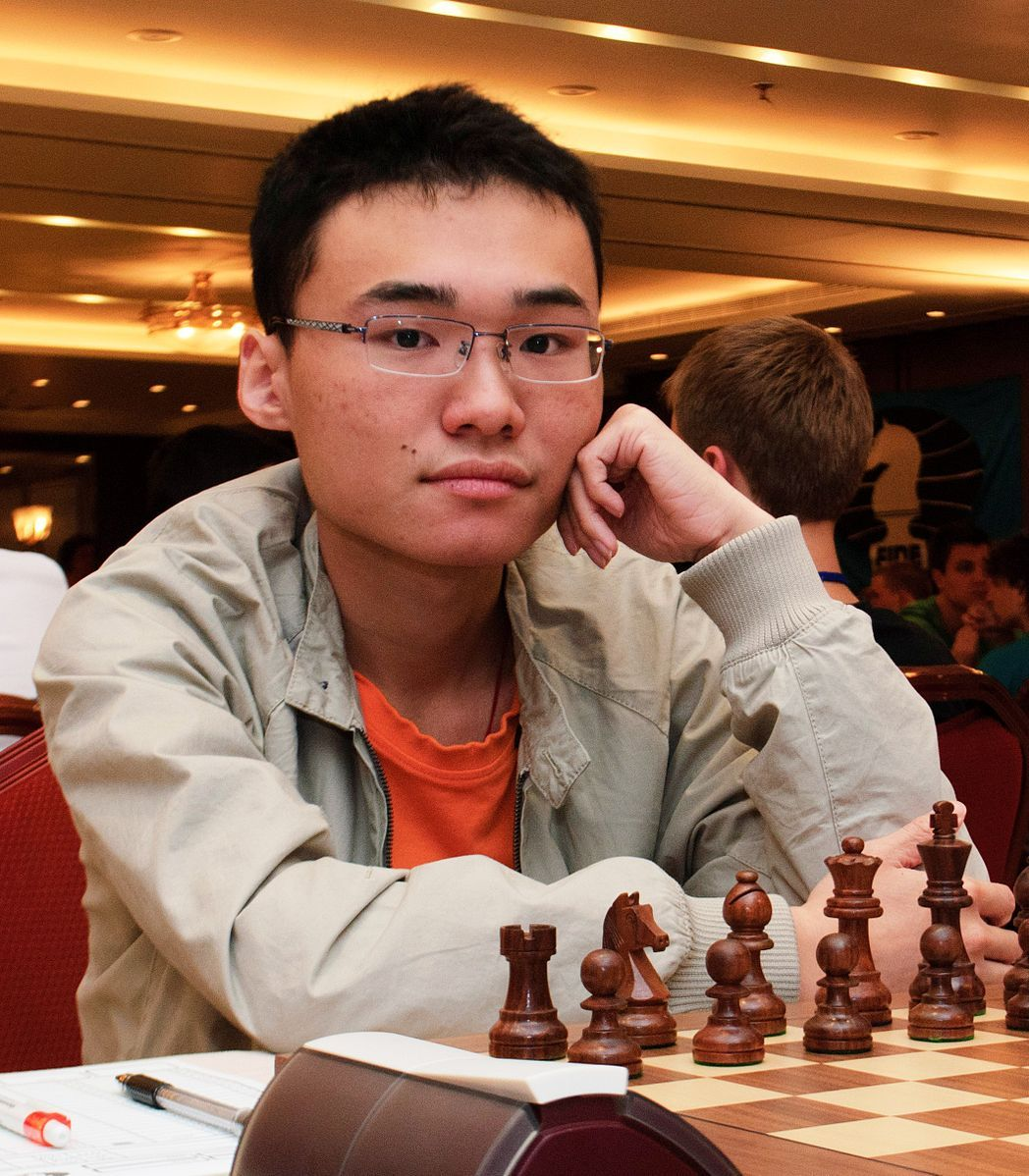 Yu Yangyi | Top Chess Players - Chess.com