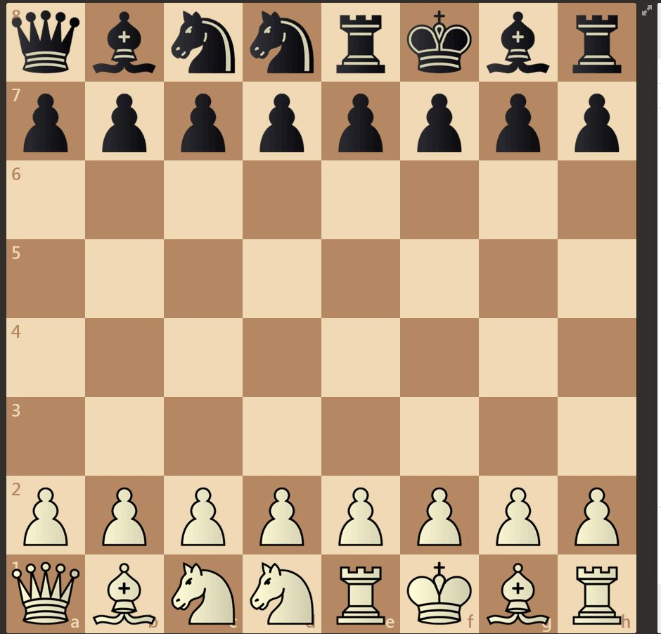 Play Against Computer On Weird Board Setup Chess Forums Chess Com