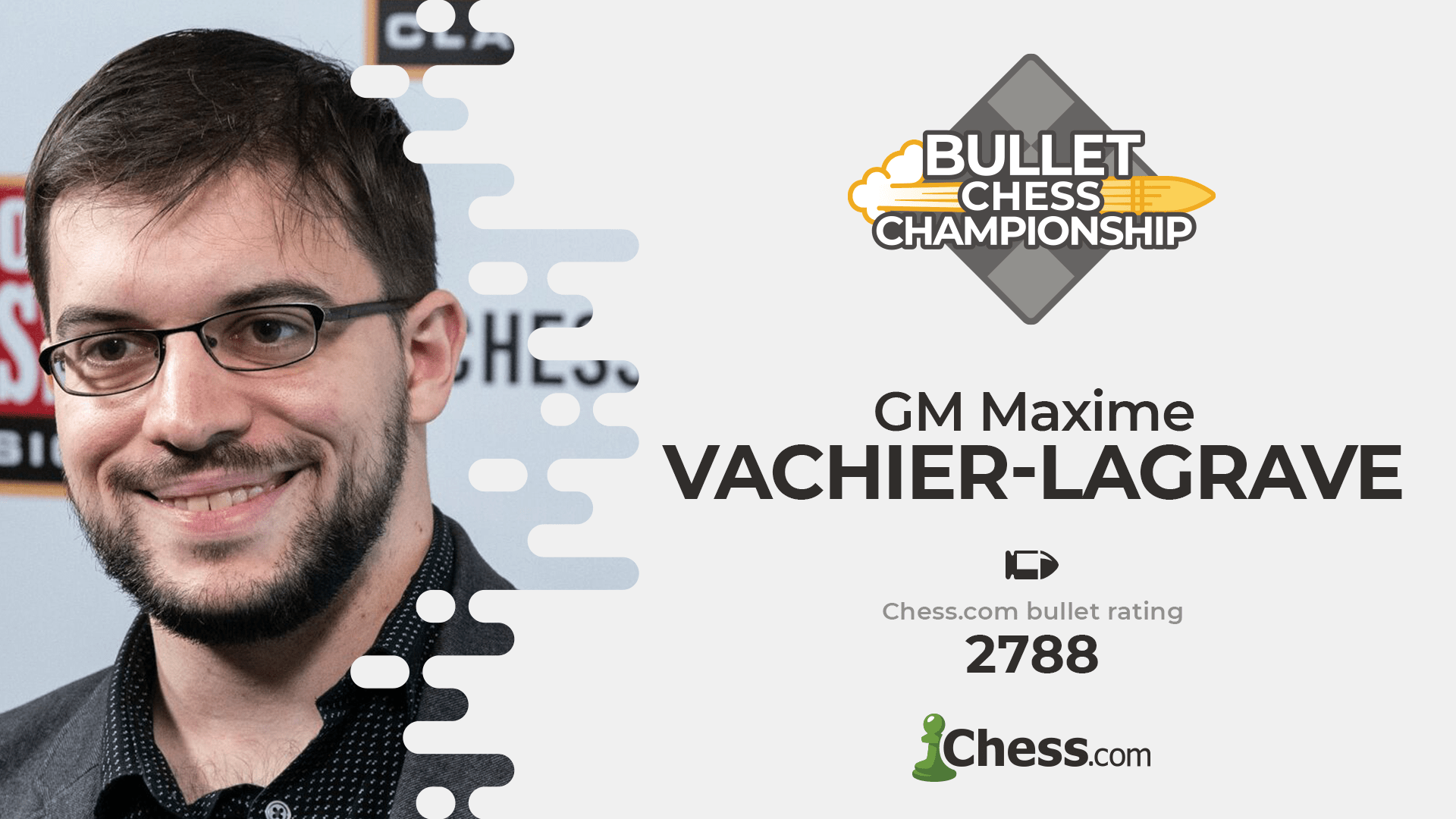 Maxime Vachier-Lagrave Chess.com World Bullet Chess Championship