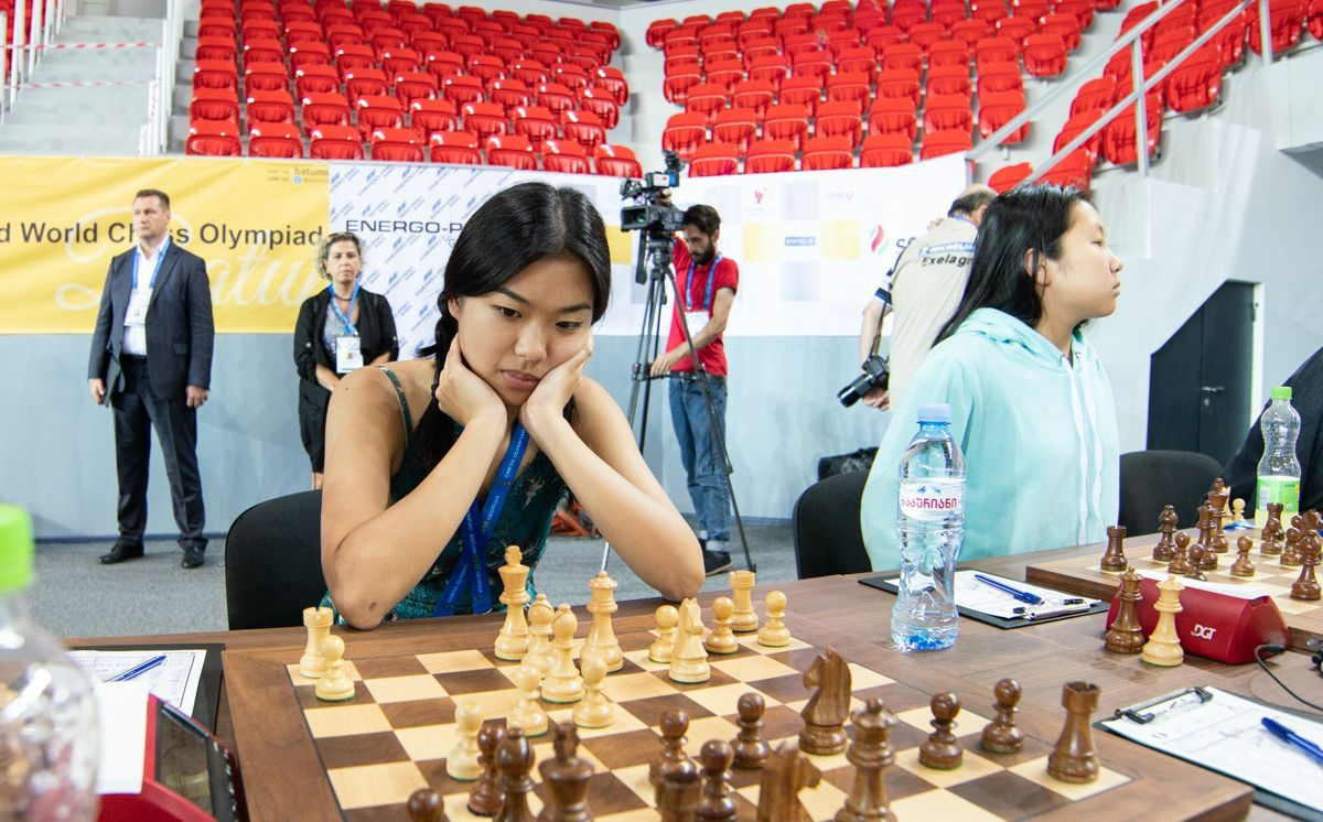 WGM Qiyu Zhou