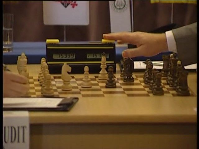 Interesting Chess sets used in competition - Chess Forums
