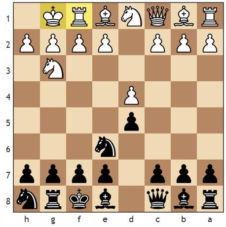 Chess960 Castling using Android application - Chess Forums