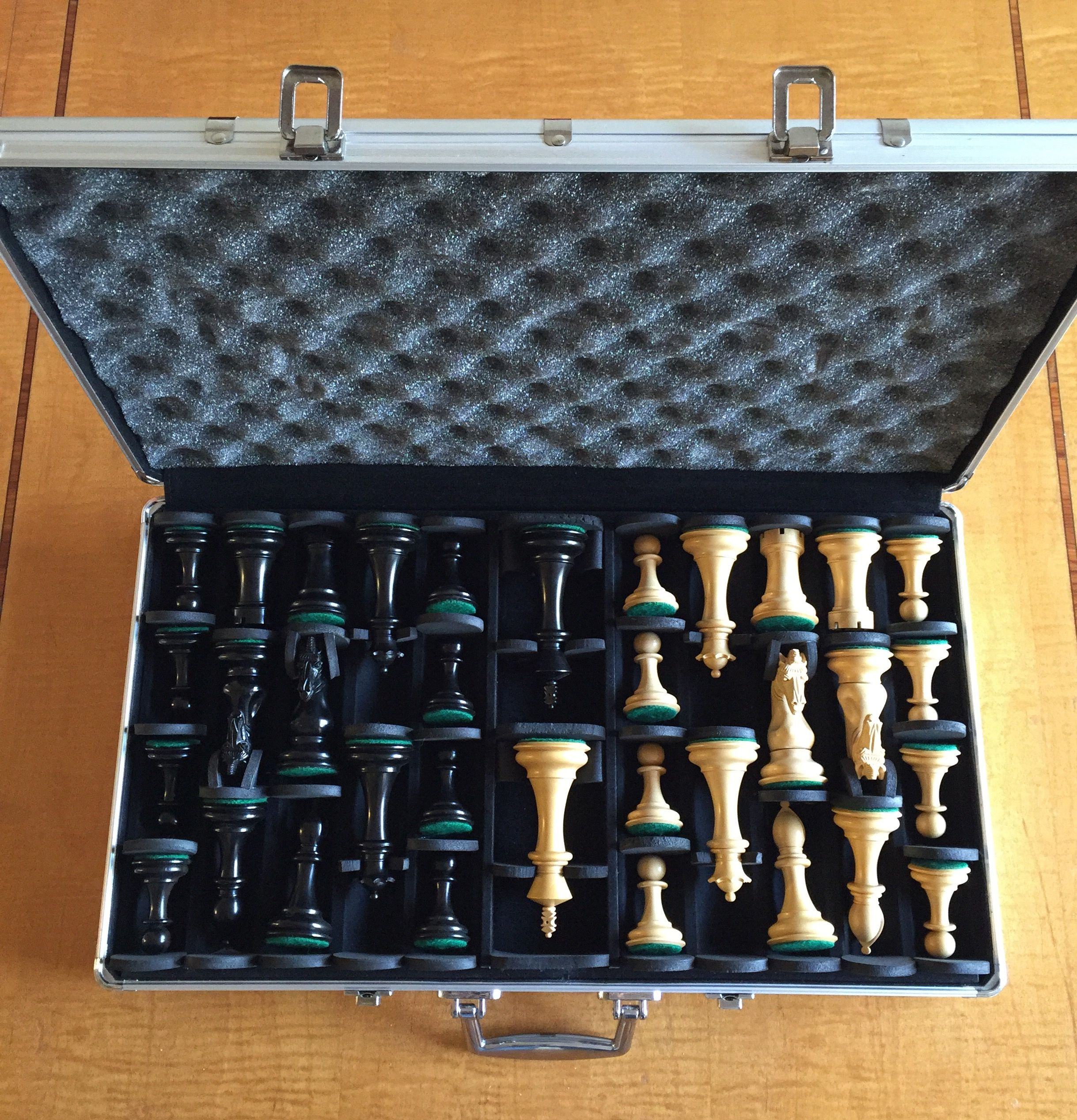 Diy Case For Chess Pieces Chess Forums Chess Com