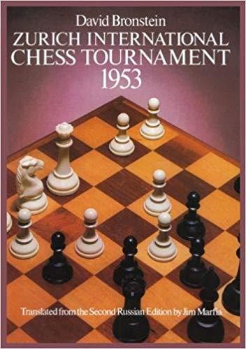 top 10 chess books Zurich Bronstein