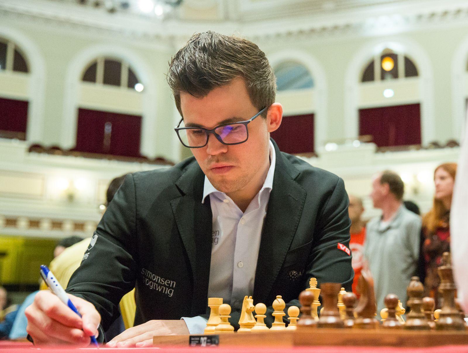 History of chess Magnus Carlsen