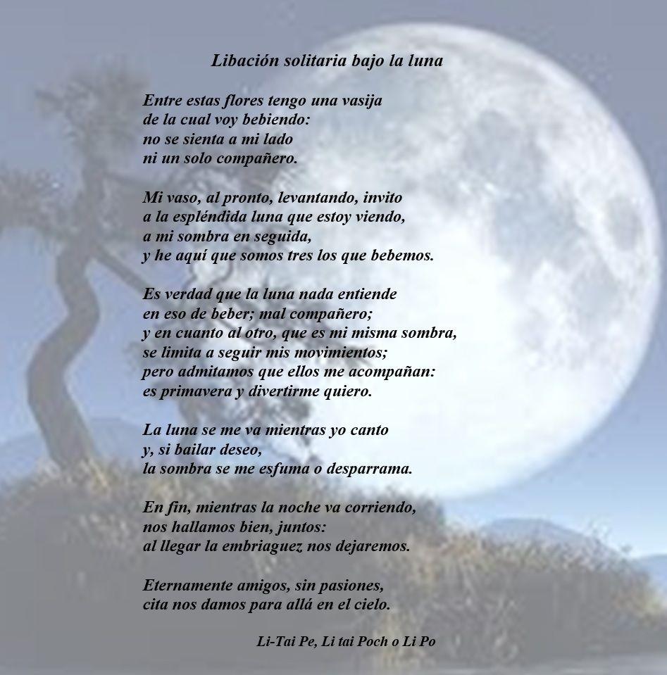 Poema de Li Tai Po