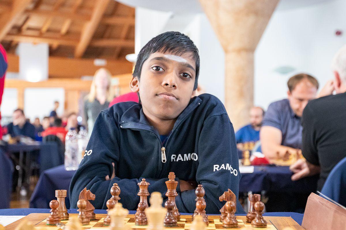Baru di catur klasik