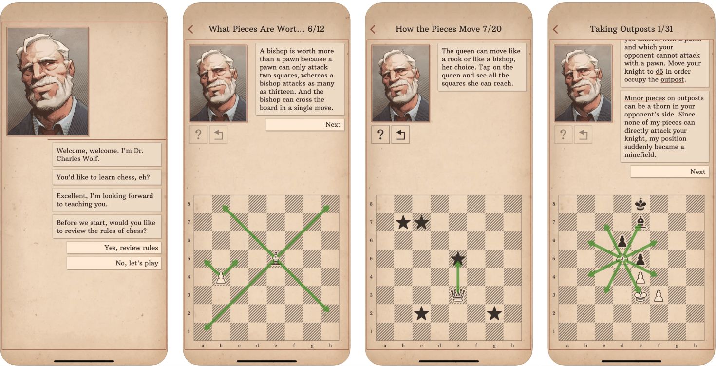 The 5 Best Chess Apps By Chess Com Chess Com