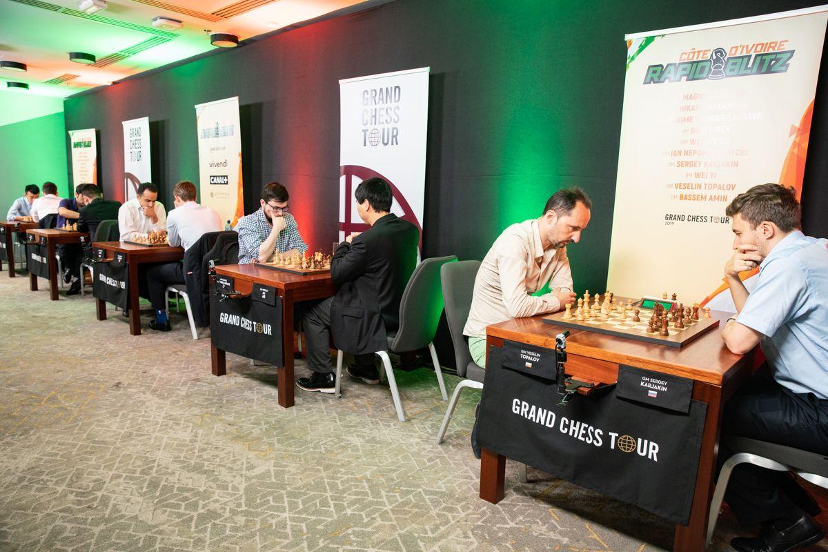 阿比让国际象棋之旅演奏厅