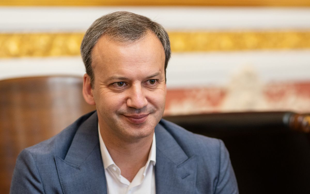 Arkady Dvorkovich chess