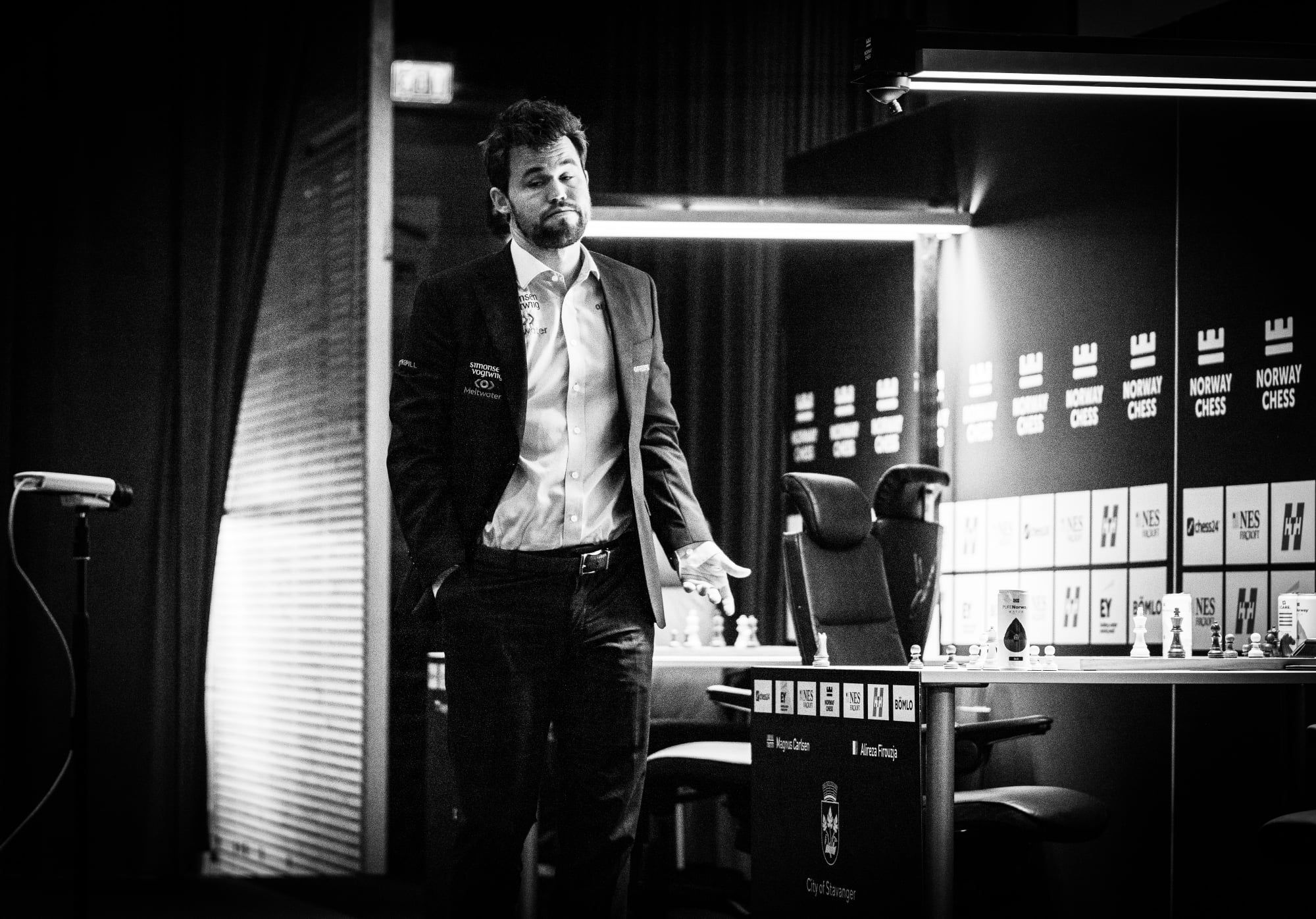 , Norway Chess R6: Rapport Extends Lead; Carlsen Wins 1st Classical Game,
