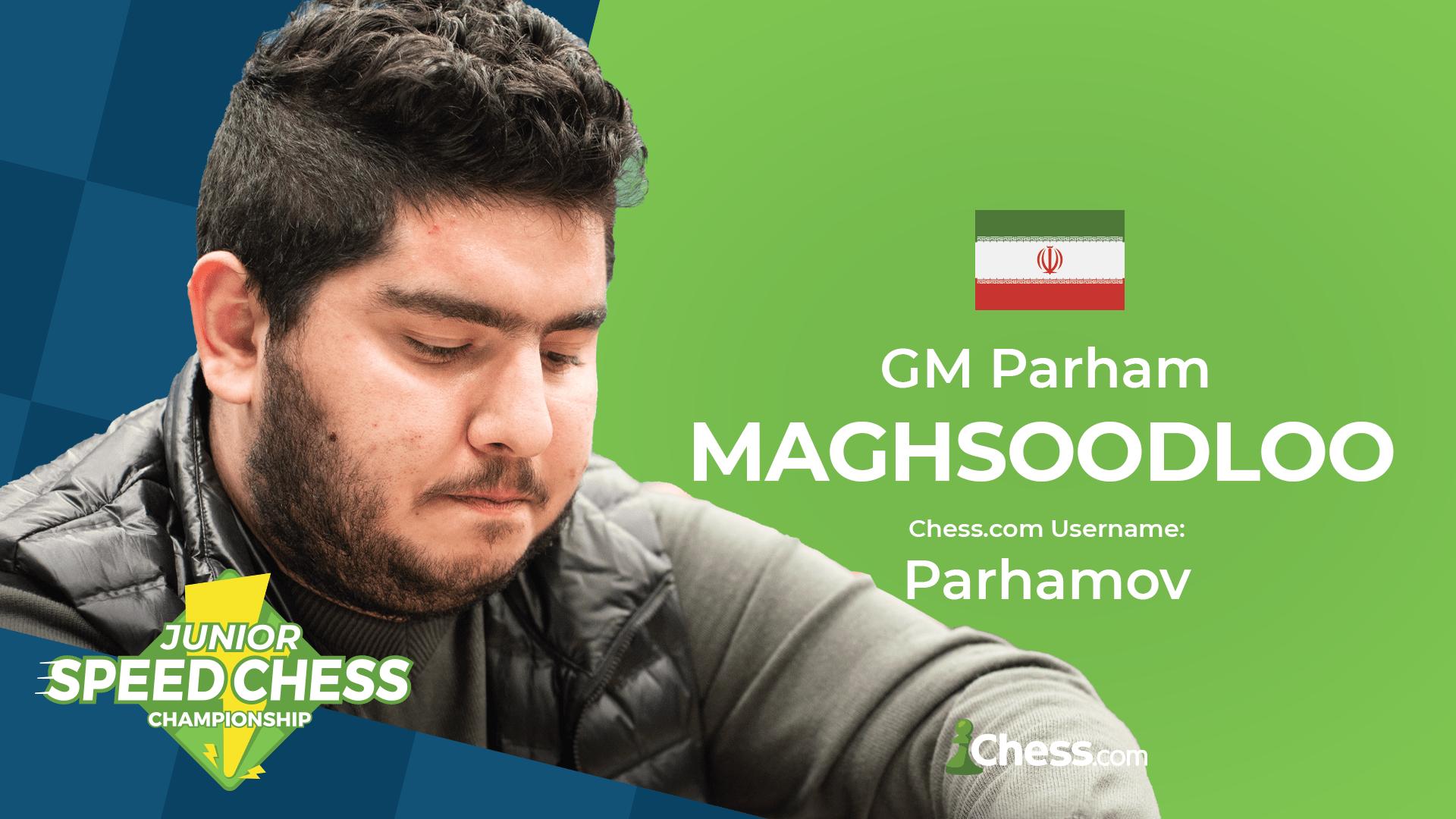 Parham Maghsoodloo