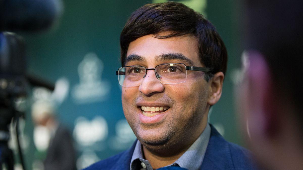 Viswanathan Anand Riyadh 2017