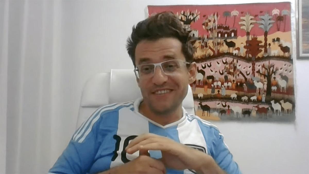 Camiseta Levon Aronian Lionel Messi