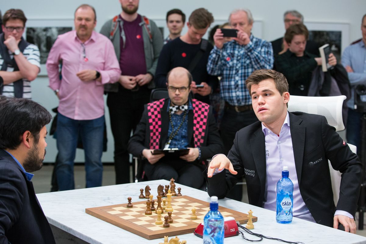 The Chess Olympiad Starts