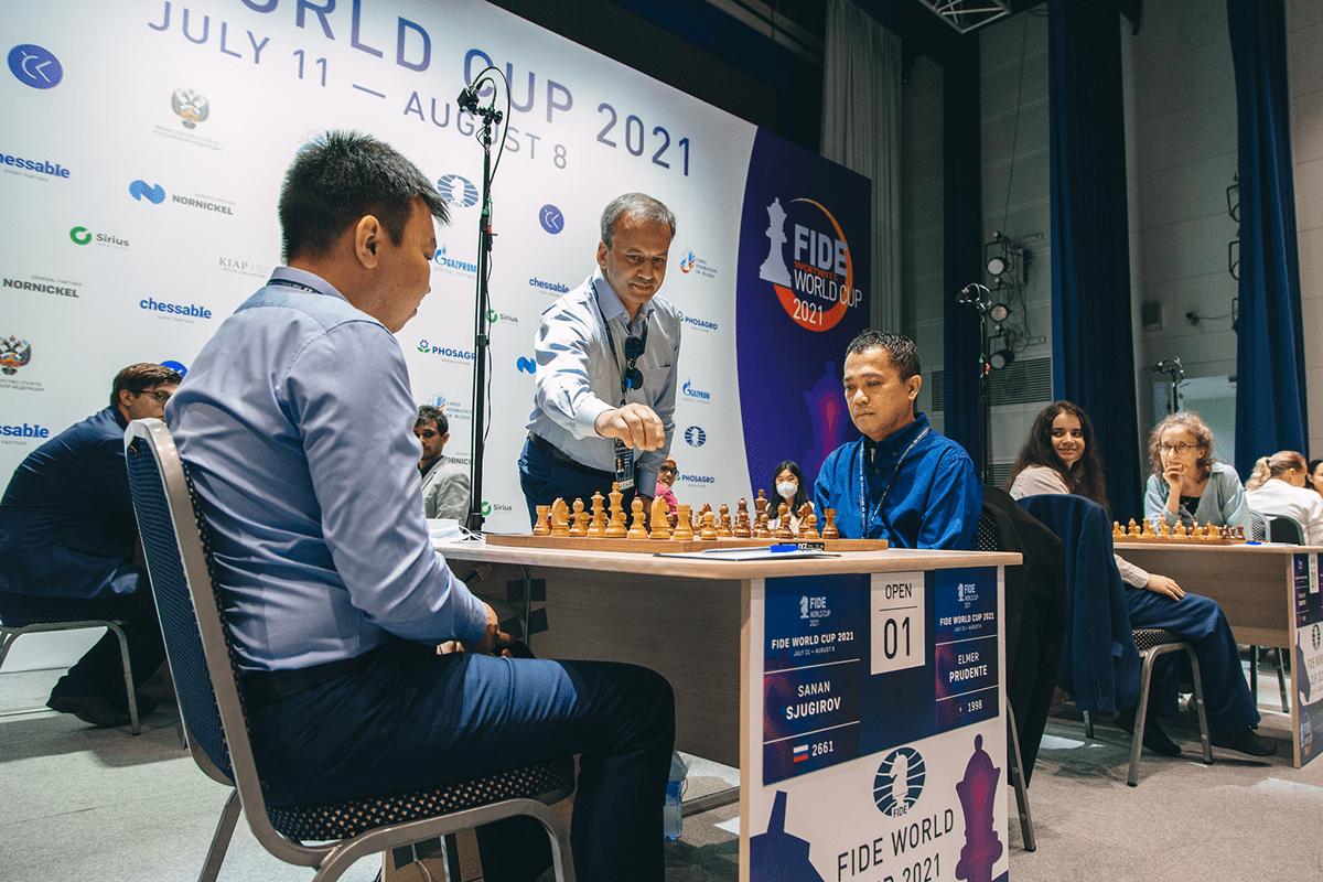 Primul pas pentru Cupa Mondială FIDE 2021 Dvorkovich