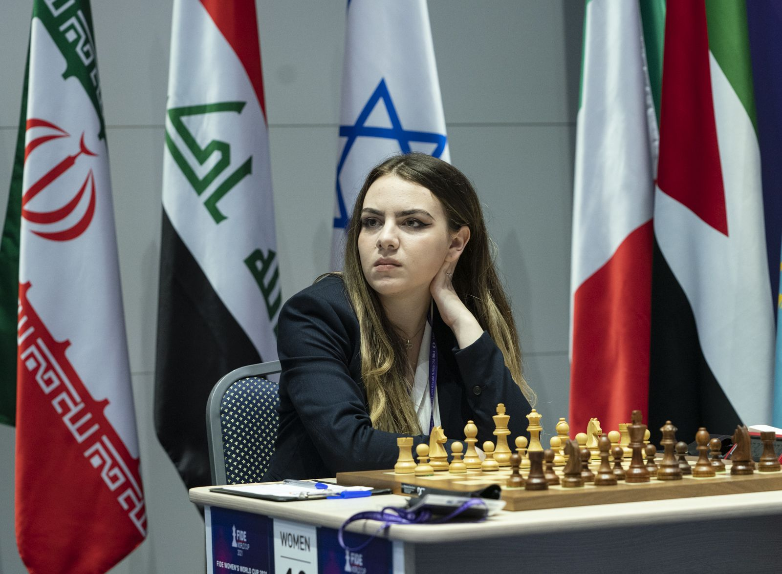 Nurgyul Salimova Bulgaria