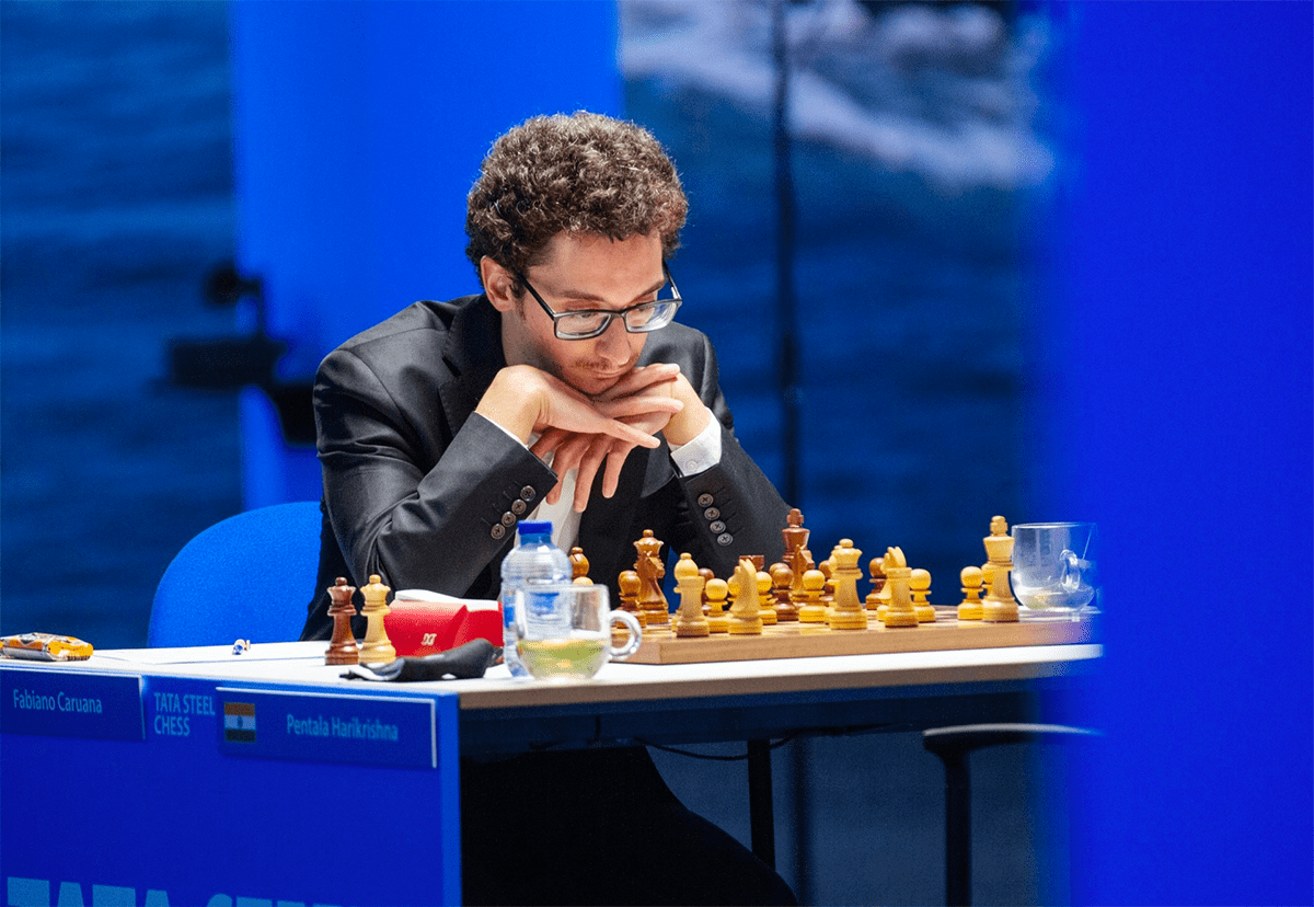 , Tata Steel Chess Tournament: Fighting Draws Before 1st Rest Day, Indian & World Live Breaking News Coverage And Updates