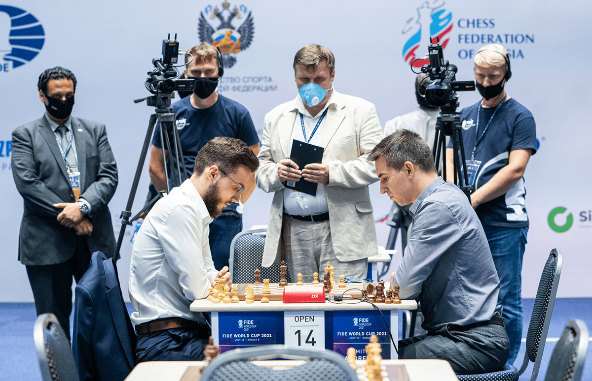 Ivic Andreikin FIDE World Cup