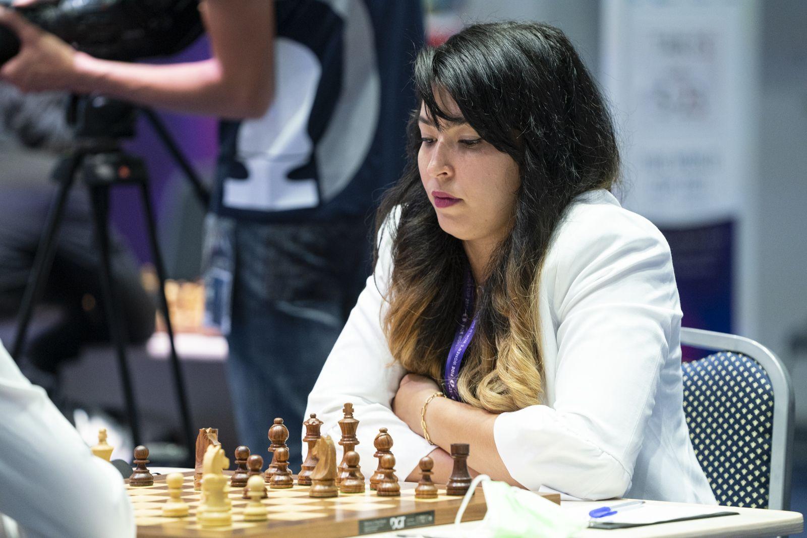 Sabrina Laterche Algeria