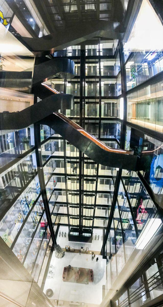 Google Headquarters in London.