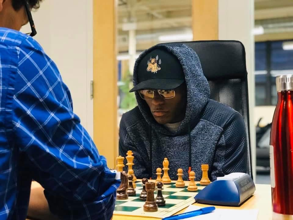 Daniel Jones chess racism