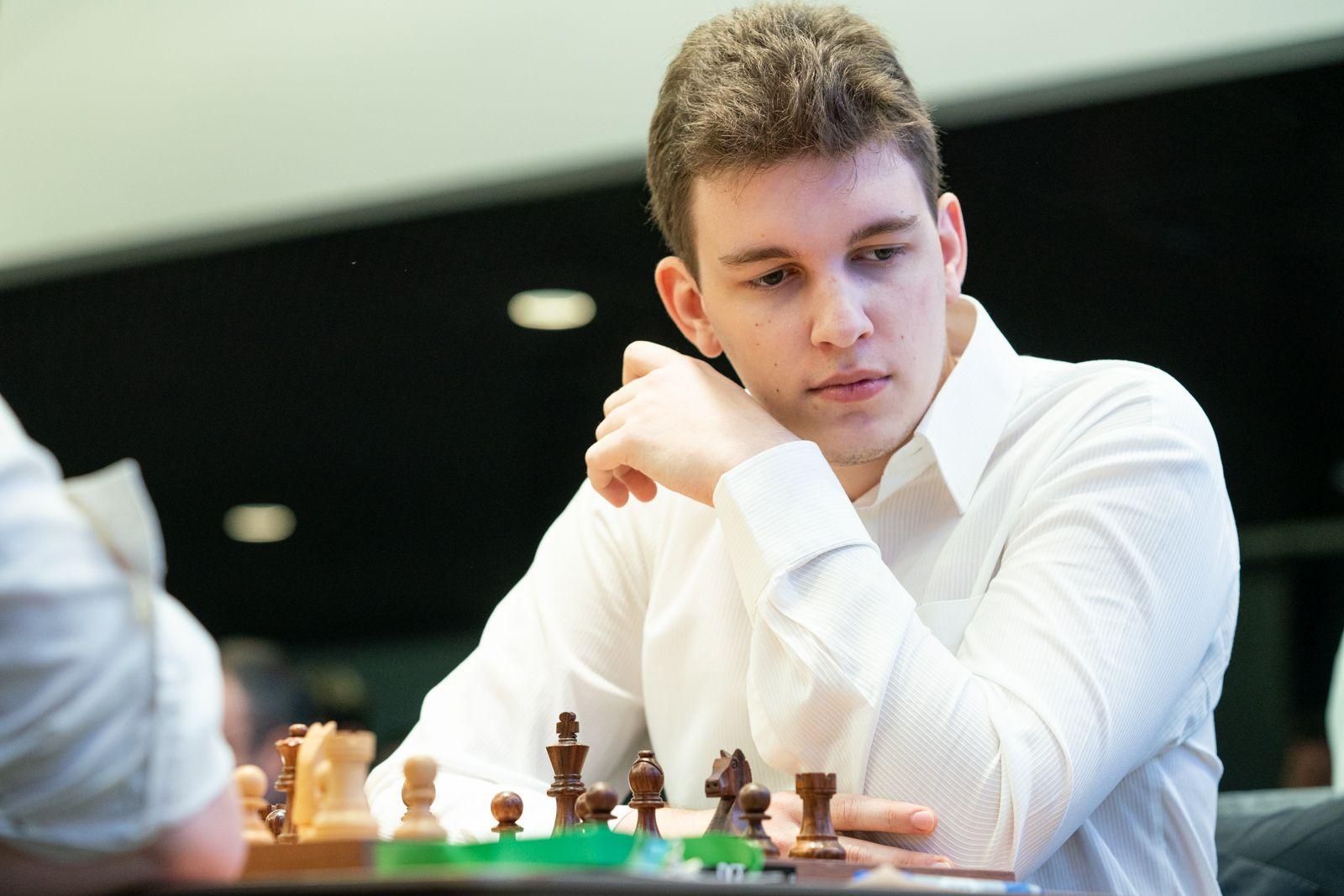 Jan-Krzysztof Duda 2021 World Rapid Chess Championship