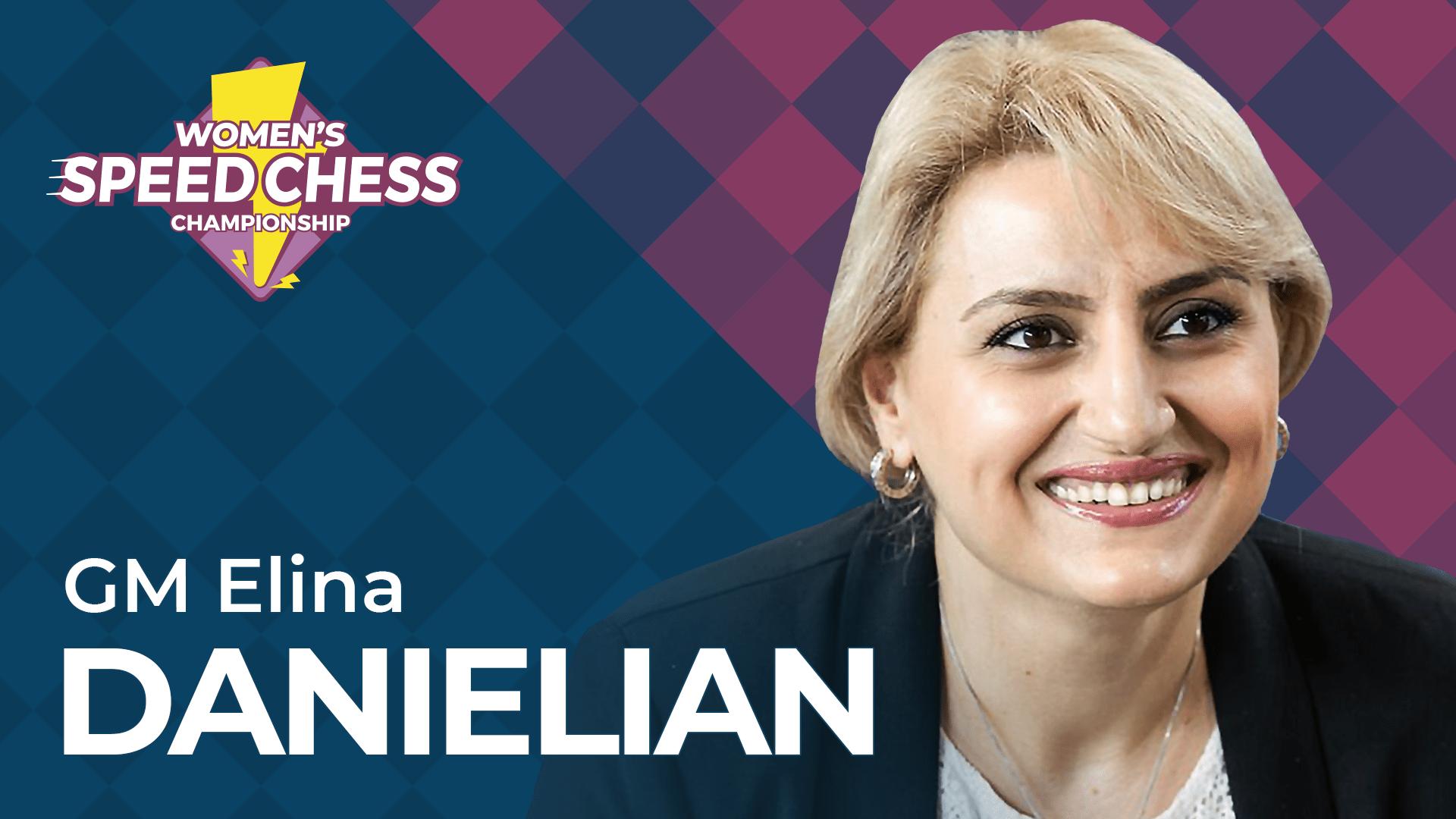 Elina Danielian Women's Speed Chess Championship
