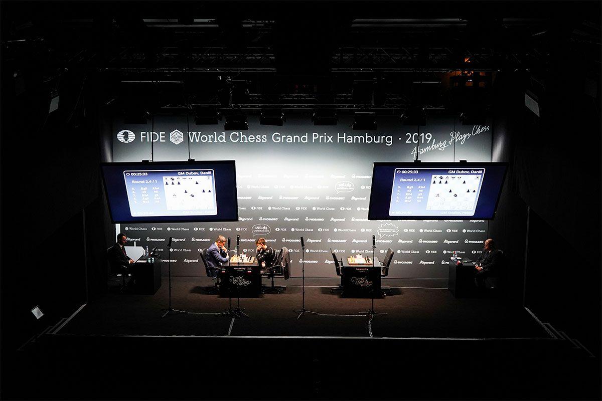Svidler Dubov 2019 Hamburg Grand Prix