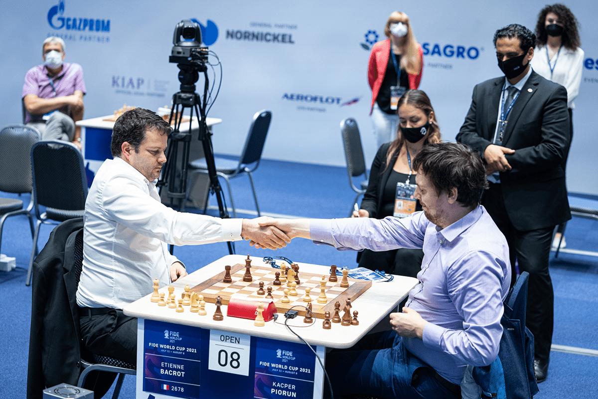 Campeonato del Mundo Bacrot Piorun FIDE 2021