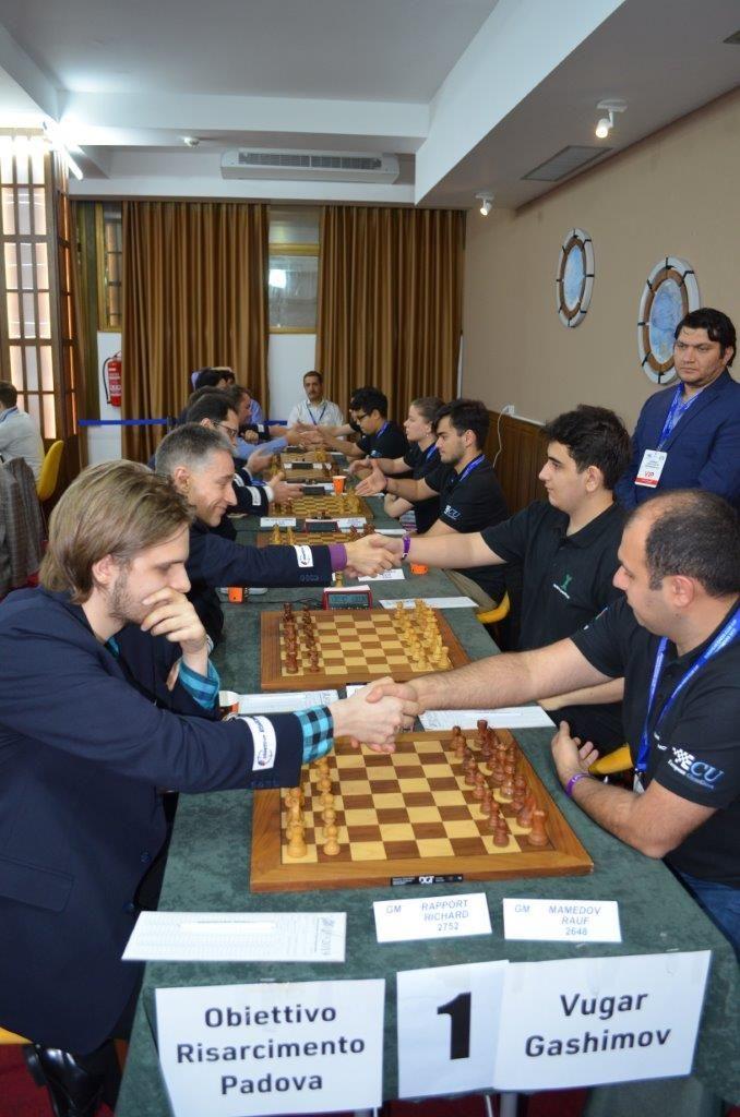 Obiettivo Risarcimento, Nona Win European Club Cup - Chess.com
