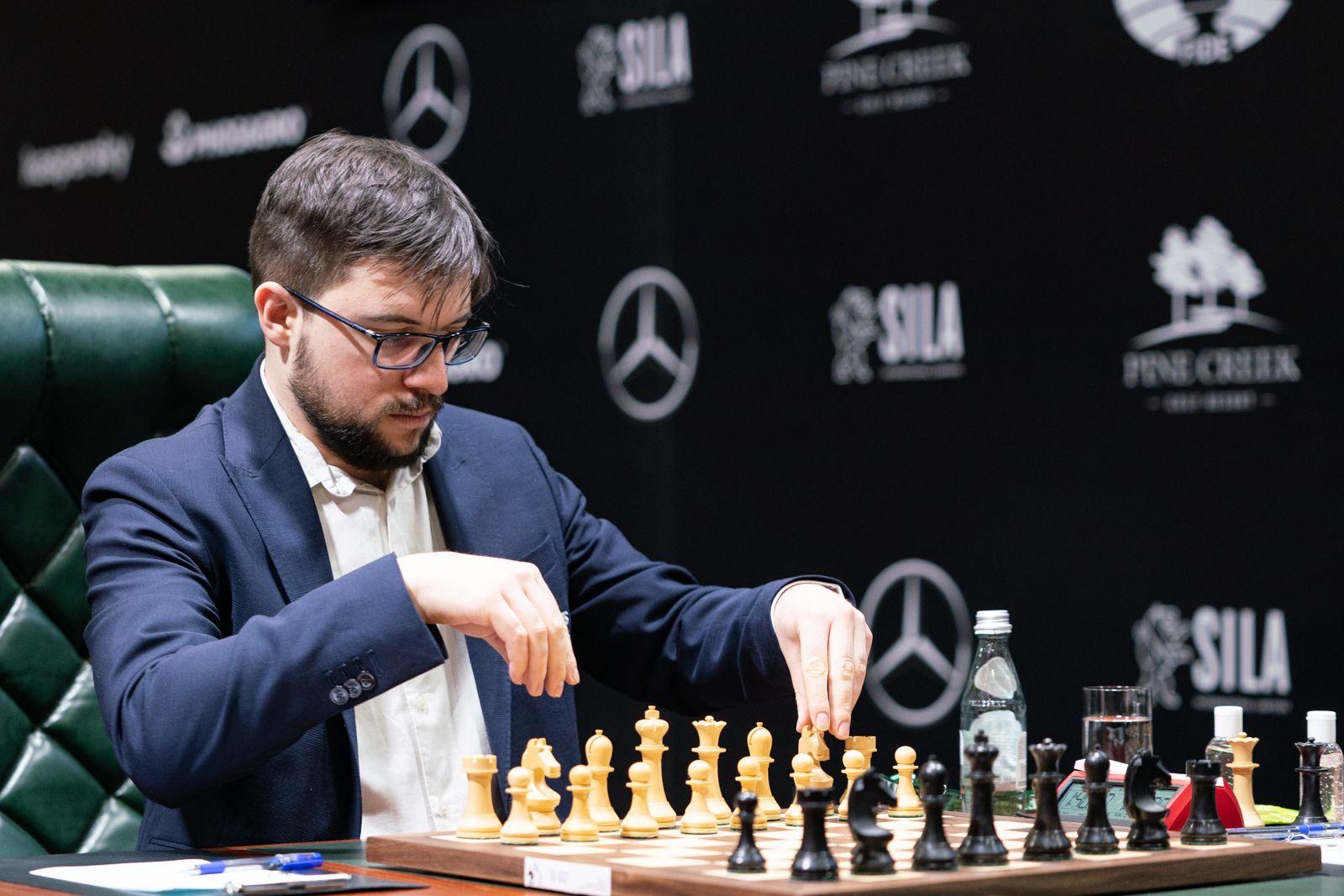 Maxime Vachier-Lagrave FIDE Candidates