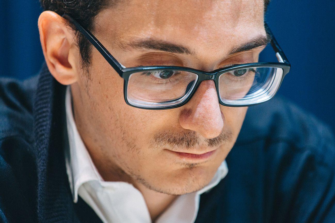 Fabiano Caruana FIDE World Cup 2021