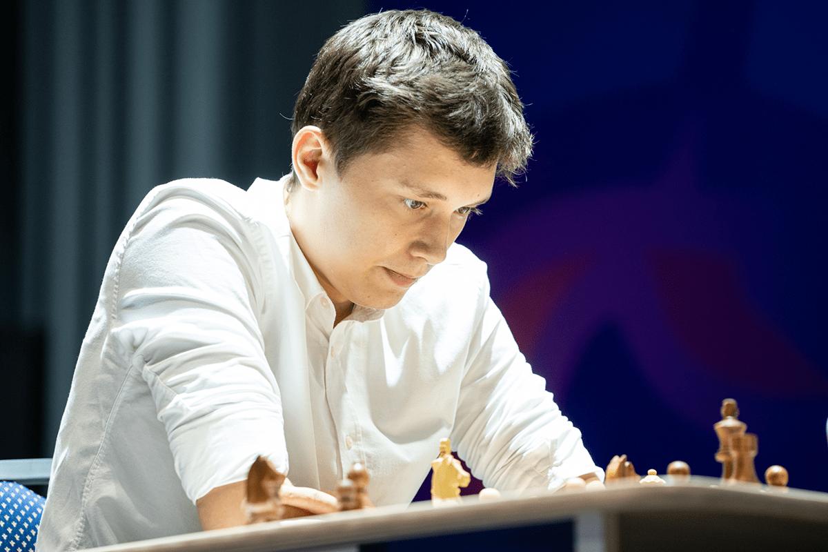 Andrey Esipenko Campeonato del Mundo FIDE 2021