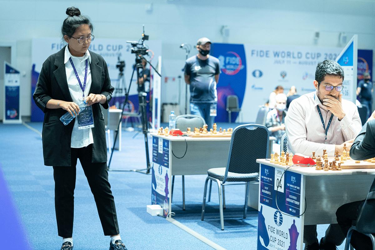 Piala Catur Dunia Assaubayeva