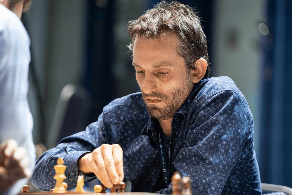 Alexander Grischuk Copa del Mundo FIDE 2021