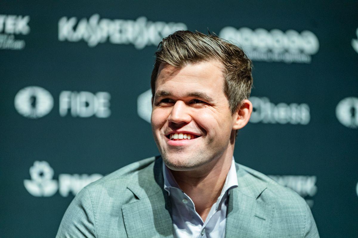 Tiebreak 2018 World Chess Championship Magnus Carlsen