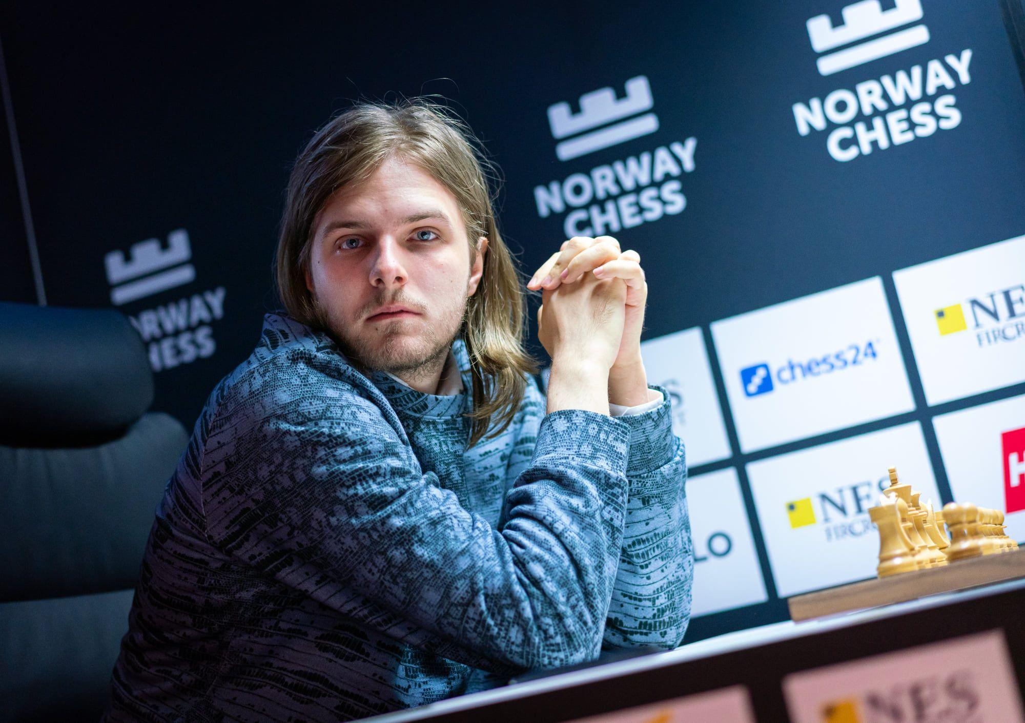 Richard Rapport 2021 Xadrez da Noruega